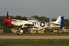 N151CF (413630/VF-R) North American P-51D Mustang c/n 124-44789 Oshkosh/KOSH/OSH 01-08-13