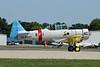 N6253C (6FI-40) North American T-6G Texan c/n 168-47 Oskosh/KOSH/OSH 30-07-16