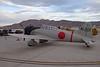 N67629 (AI-201) Vultee BT-15 Valiant c/n 11513 Nellis/KLSV/LSV 12-11-16