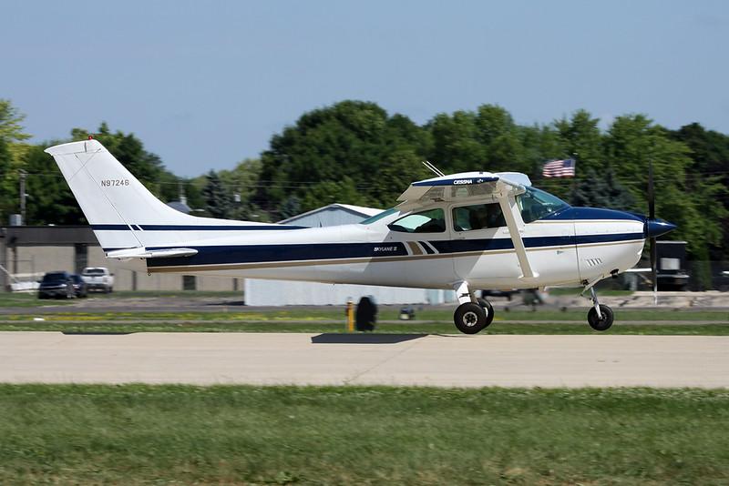 N97246 Cessna 182Q c/n 182-67034 Oshkosh/KOSH/OSH 30-07-16