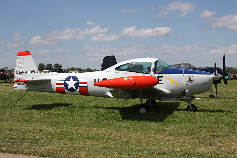 N1947U (NAV-4-394) North American Navion c/n NAV-4-394 Oshkosh/KOSH/OSH 28-07-10