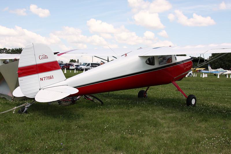 N77161 Cessna 140 c/n 11623 Oshkosh/KOSH/OSH 26-07-16