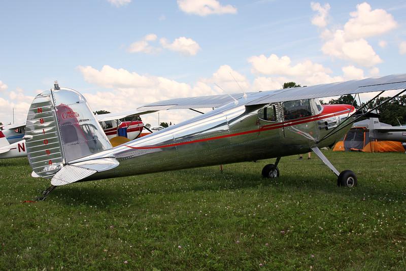 N81054 Cessna 140 c/n 10344 Oshkosh/KOSH/OSH 26-07-16