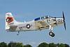 N65164 (35152/GE-703) Douglas EA-1E Skyraider c/n 10229 Oshkosh/KOSH/OSH 30-07-16