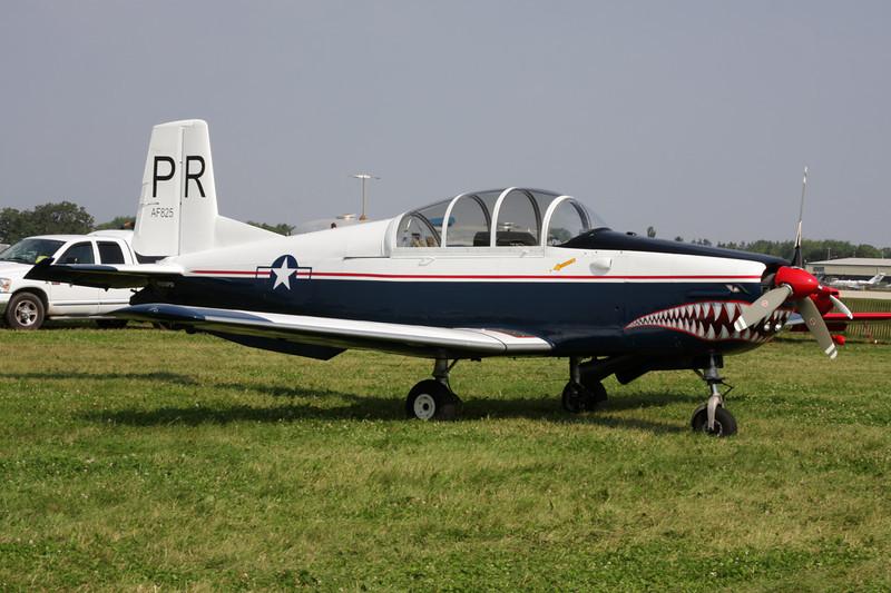 N135PD (AF825/PR) Pilatus P.3-05 c/n 463-12 Oshkosh/KOSH/OSH 30-07-10