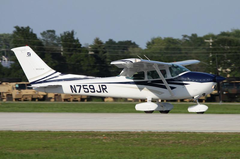 N759JR Cessna 182Q c/n 182-66035 Oshkosh/KOSH/OSH 26-07-10