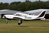 N129EW Piper PA-28R-200 Cherokee Arrow II c/n 28R-7335265 Verviers-Theux/Laboru/EBTX 04-09-09