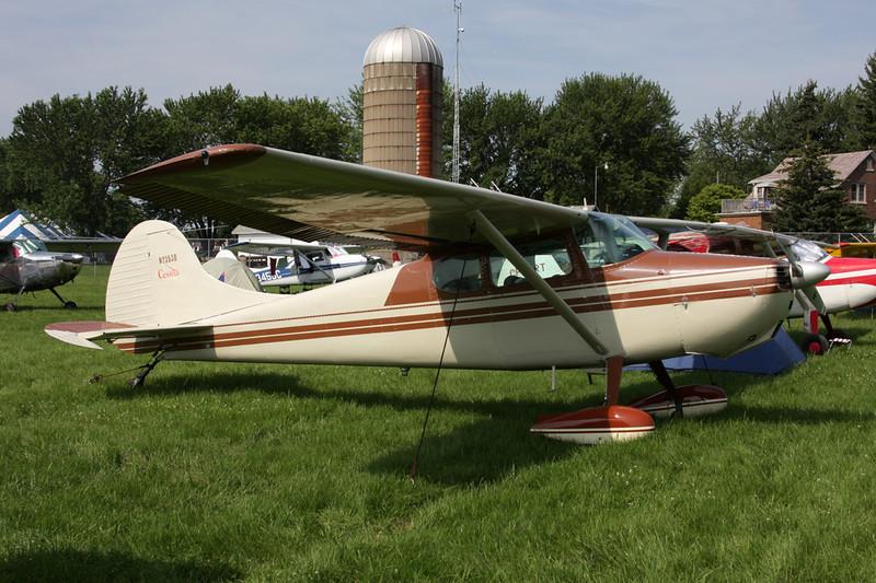 N2353D Cessna 170B c/n 20505 Oshkosh/KOSH/OSH 27-07-10