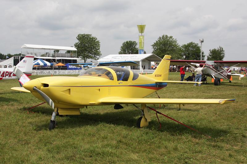 N333HK Stodard-Hamilton Glasair II c/n 2313 Oshkosh/KOSH/OSH 27-07-10