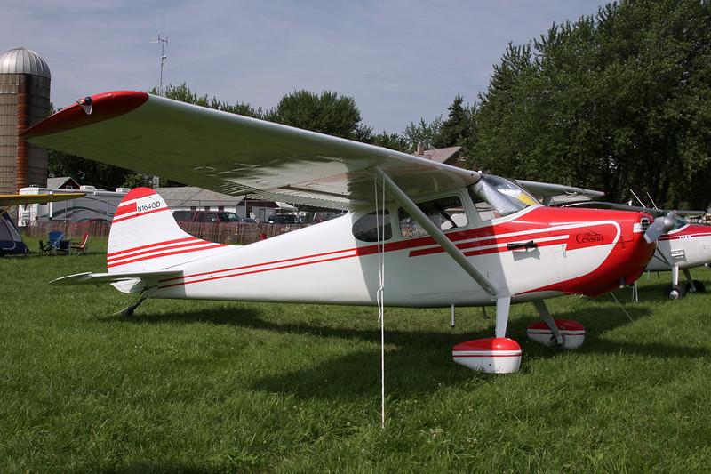 N1640D Cessna 170B c/n 20282 Oshkosh/KOSH/OSH 27-07-10