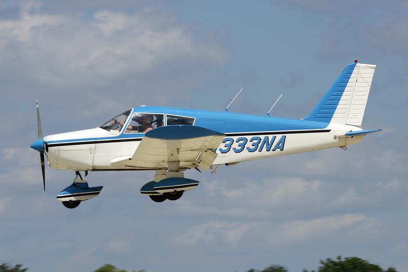 N333NA Piper PA-28-140 Cherokee C c/n 28-26714 Oshkosh/KOSH/OSH 28-07-10