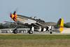 N151MW (511633/CS-J) North American P-51D Mustang c/n 124-48386 Oshkosh/KOSH/OSH 02-08-13