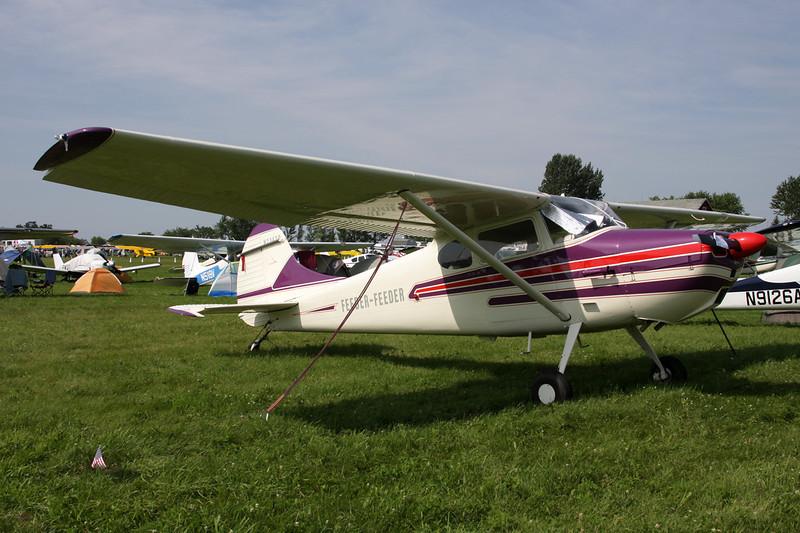 N2343D Cessna 170B c/n 20495 Oshkosh/KOSH/OSH 27-07-10