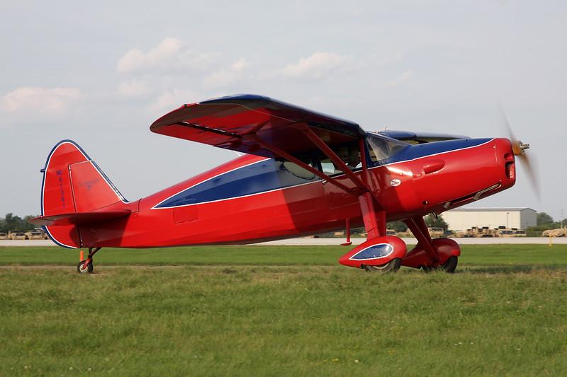 N81361 (NC81361) Fairchild F.24 R-46 Argus c/n 46-261 Oshkosh/KOSH/OSH 29-07-10