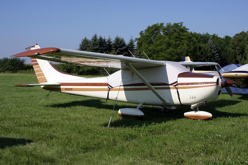 N2650F Cessna 182J c/n 182-56750 Oshkosh/KOSH/OSH 29-07-10