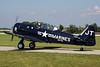 N934JT (JT-9) North American SNJ-4 Texan c/n 88-12858 Oshkosh/KOSH/OSH 26-07-10