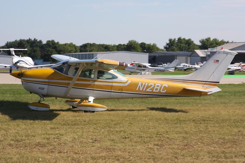 N12BC Cessna 182P c/n 182-61895 Oshkosh/KOSH/OSH 01-08-13