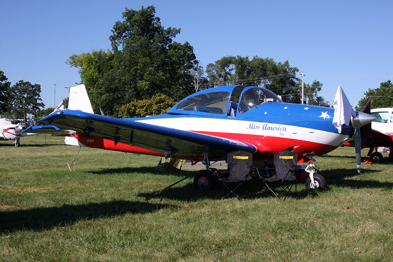 N118AA North American Navion c/n NAV-4-110 Oshkosh/KOSH/OSH 03-08-13