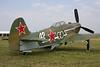 N1157H (NX1157H/42 white) Yakovlev Yak-9 U-M c/n 0470402 Oshkosh/KOSH/OSH 30-07-10