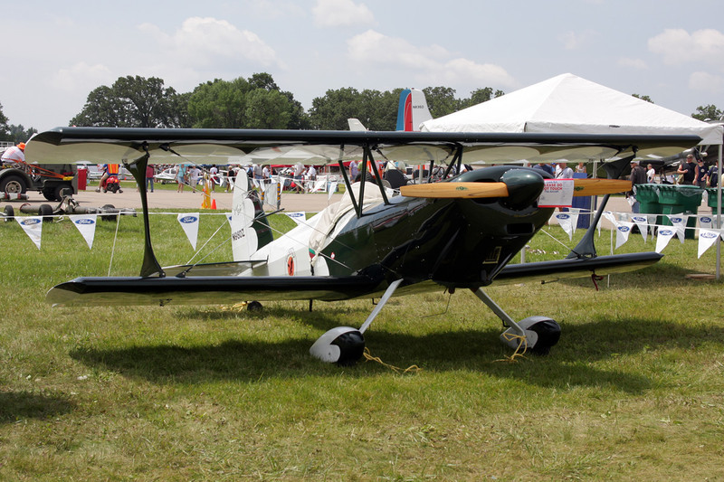 N98DZ EAA Biplane c/n 1167 Oshkosh/KOSH/OSH 27-07-10