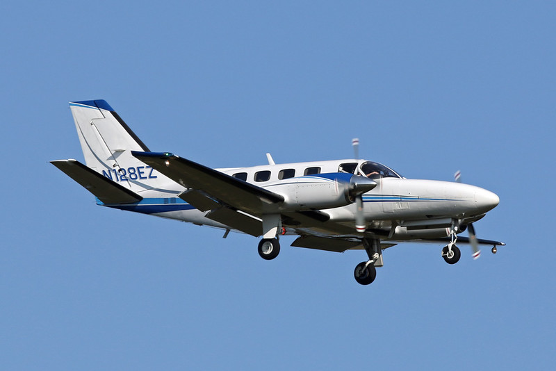 N128EZ Cessna 441 Conquest II c/n 441-0128 Anchorage-International/PANC/ANC 09-08-19