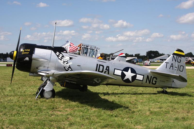 N190FS (TA-10) North American AT-6D Texan c/n 88-15143 Oshkosh/KOSH/OSH 28-07-10