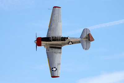 N2550 (43683/321) North American SNJ-5 Texan c/n 88-15384 Nellis/KLSV/LSV 12-11-16