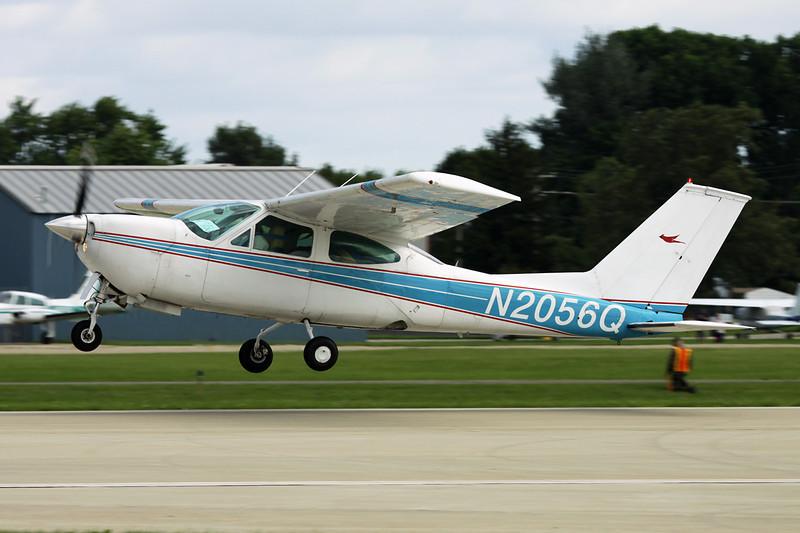 N2056Q Cessna 177RG Cardinal RG c/n 177RG-0456 Oshkosh/KOSH/OSH 28-07-10