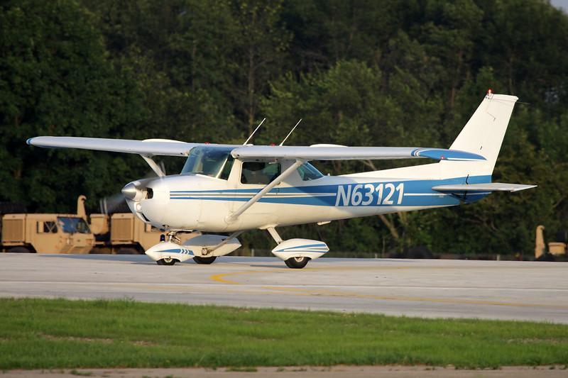 N63121 Cessna 150M c/n 150-77117 Oshkosh/KOSH/OSH 29-07-10