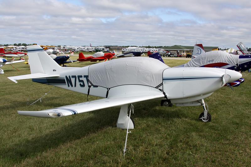 N75TD Stoddard-Hamilton Glasair III c/n 2136 Oshkosh/KOSH/OSH 29-07-13