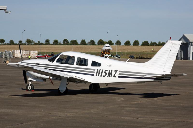 N15MZ Piper PA-28R-201T Turbo Arrow III c/n 28R-7803274 Chateauroux/LFLX/CHR 26-08-15