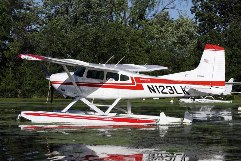 N123LK Cessna A.185F Skywagon 185 c/n 185-03085 Oshkosh/KOSH/OSH 28-07-10