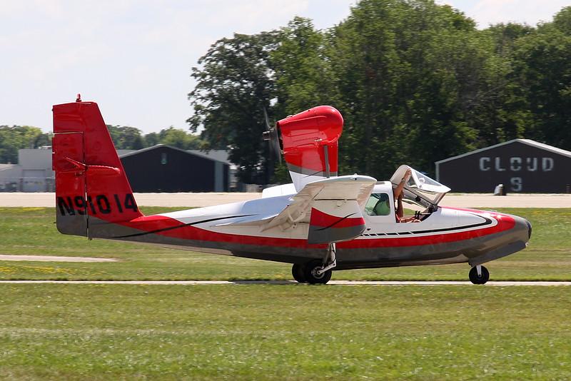 N91014 Lake LA-4-200 Buccanneer c/n 455 Oshkosh/KOSH/OSH 26-07-16