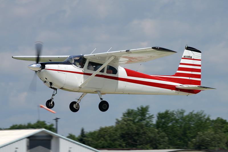 N5500B Cessna 182 c/n 33500 Oshkosh/KOSH/OSH 28-07-10