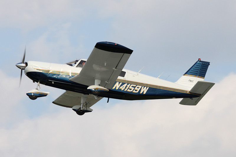 N4159W Piper PA-32-300 Cherokee Six c/n 32-40231 Oshkosh/KOSH/OSH 29-07-10