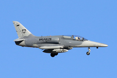 N265EM Aero Vodochody L-159 Alca c/n 156020 Nellis/KLSV/LSV 02-02-18