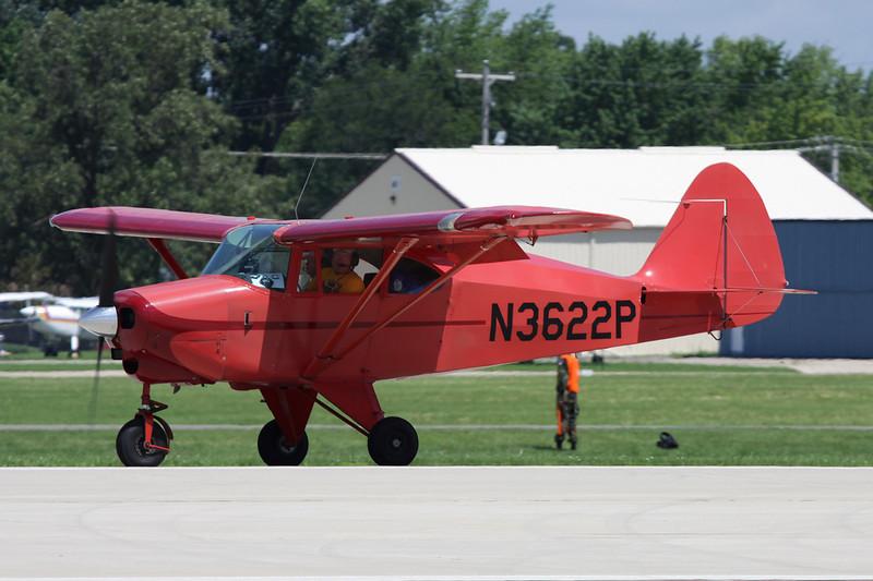 N3622P Piper PA-22-150 Tri-Pacer c/n 22-3355 Oshkosh/KOSH/OSH 28-07-10