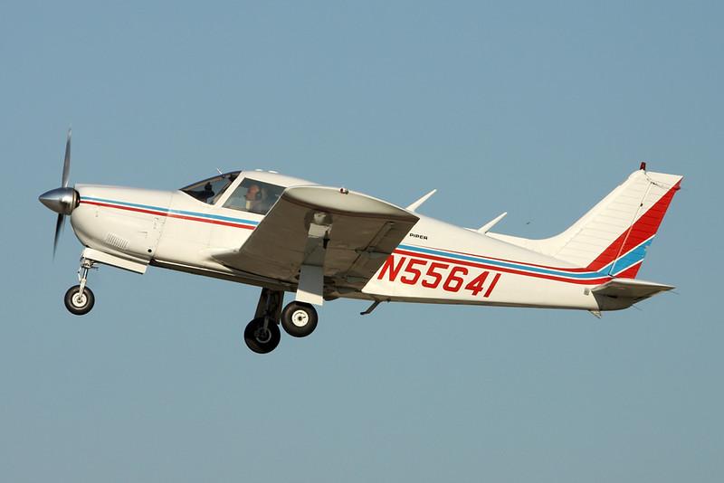 N55641 Piper PA-28R-200 Cherokee Arrow II c/n 28R-7335263 Oshkosh/KOSH/OSH 26-07-16