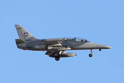 N267EM Aero Vodochody L-159 Alca c/n 156039 Nellis/KLSV/LSV 02-02-18
