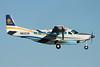 """N8153K Cessna 208B Caravan EX c/n 208B-5067 Prestwick/EGPK/PIK 10-11-13 """"Myanma Airways"""""""