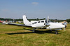 N2XR Piper PA-34-200T Seneca II c/n 34-7970191 Schaffen-Diest/EBDT 11-08-12