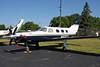 N97CX Piper PA-46-350P Malibu Mirage JetPROP DLX c/n 4636128 Oshkosh/KOSH/OSH 25-07-16
