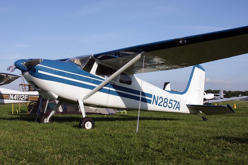 N2857A Cessn 180 c/n 30057 Oshkosh/KOSH/OSH 26-07-10