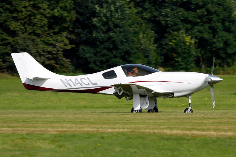 N14CL Neico Lancair Legacy 2000 c/n L2K-203 Schaffen-Diest/EBDT 12-08-12
