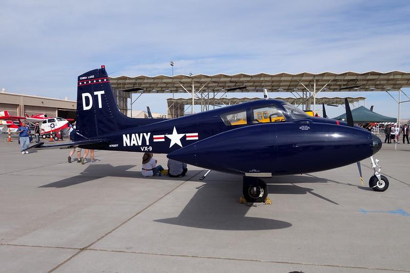 N752DT (DT) Cessna 310B c/n 35752 Nellis/KLSV/LSV 12-11-16