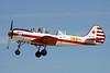 N32YK (103 yellow) Yakovlev Yak-52 c/n 866907 Oshkosh/KOSH/OSH 04-08-13