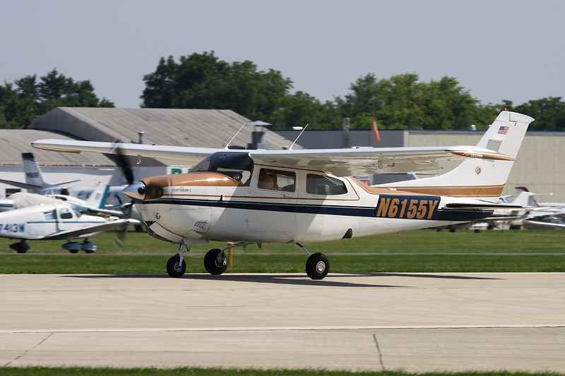 N6155Y Cessna T.210N Turbo Centurion c/n 210-64271 Oshkosh/KOSH/OSH 29-07-10