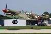 N40PE (NX40PE/47/474850) Curtiss P-40E Kittyhawk I c/n 15376 Oshkosh/KOSH/OSH 29-07-10