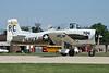 N4698S (RC-706) North American T-28B Trojan c/n 200-69 Oshkosh/KOSH/OSH 30-07-16