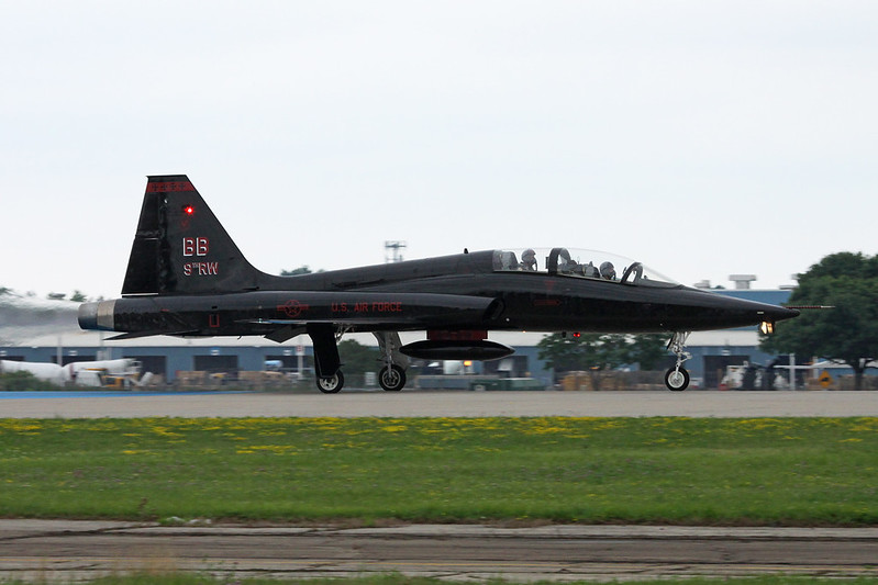 "65-10429 (BB) Northrop T-38A Talon ""United States Air Force"" c/n N.5848 Oshkosh/KOSH/OSH 29-07-16"